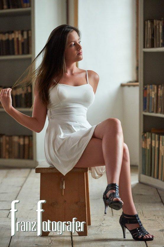 Ramona Komjati Modelshooting in Füssen mit Franz Fotografer Studio