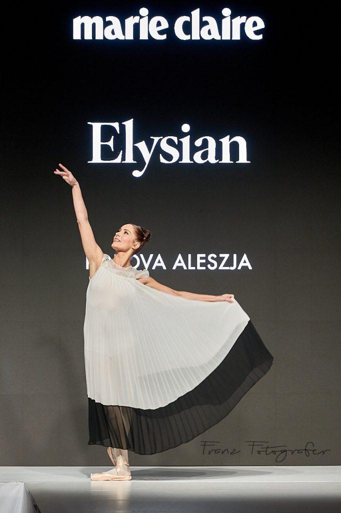 ELYSIAN - Designer: Boglárka Bódis Elysian 2017. Frühling-Sommer Popova Aleszja