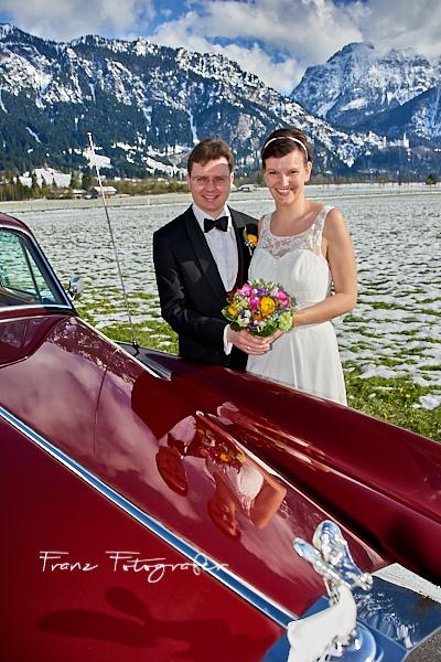 Hochzeit in Königswinkel