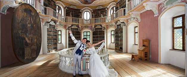 After Wedding Shooting – Füssen, Neuschwanstein