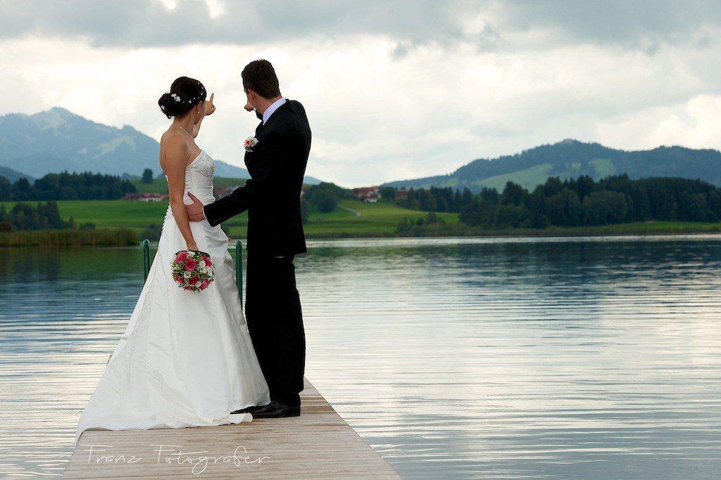 Franz Fotografer Studio -Der richtige Fotograf für den Hochzeitstag: