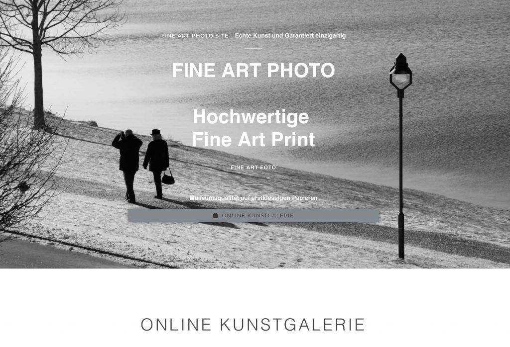 FINE ART PHOTO webshop