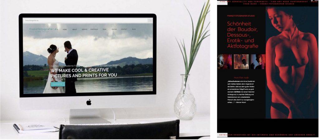 WEBDESIGN -INTERNET MARKETING - Homepages